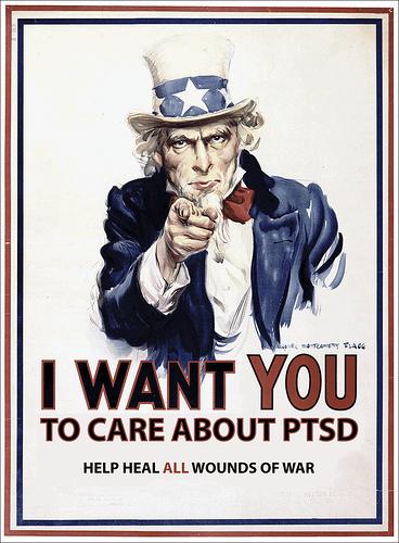 Uncle Sam PTSD