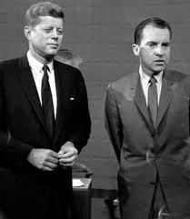 JFK and Nixon at Debate