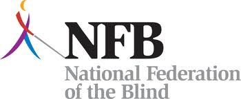 Logo- National Federation of the Blind